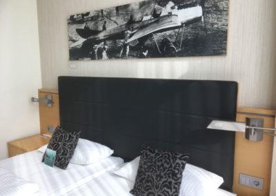 Executive Zimmer Bett