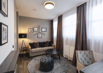 Wohnzimmer Apartment